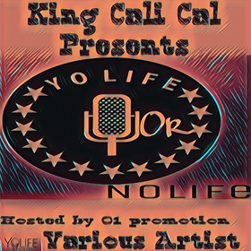 YoLifeorNoLife King Cali Cal front cover