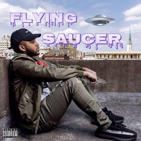 Flying Saucer (Sarieon Los) DJ Kidd Styles front cover