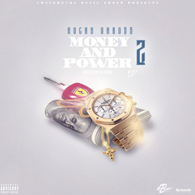 Money And Power 2 (EP) Rocky Dabo$$ front cover