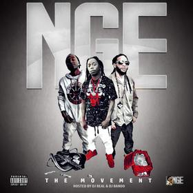 NGE The Movement Fayettnam Trapgod front cover