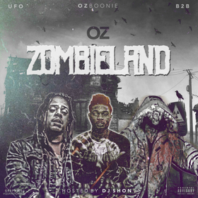 Zombieland (Deluxe Edition) OZ front cover