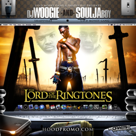 Lord Of The Ringtones Soulja Boy front cover