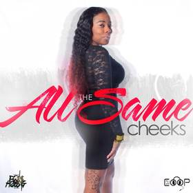 All The Same Cheeks front cover