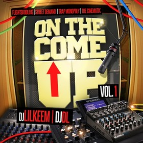 On The Come Up DJ Lil Keem front cover