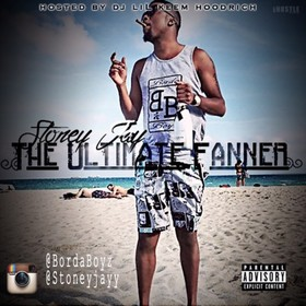 Ultimate Fanner Stoney J front cover