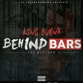 Behind Bars King Burna front cover