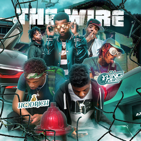 The Wire Vol. 1 DJ Yung Rel front cover