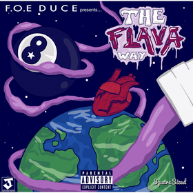 The Flava Way Foe Duce front cover