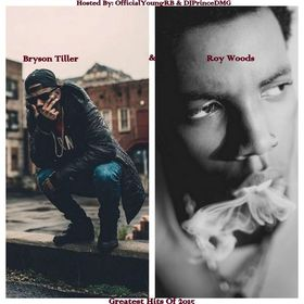 Bryson Tiller & Roy Woods - Greatest Hits OfficialYoungRB front cover