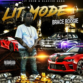 Lit Mode Brace Boogie front cover