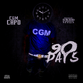 90 Days CGM Capo front cover