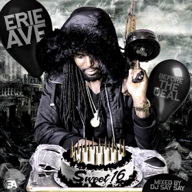 Sweet 16 Erie Ave front cover