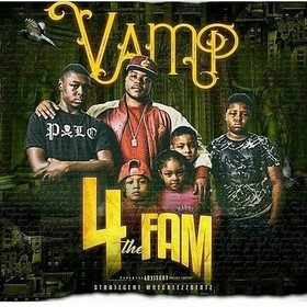 4 The Fam Vamp front cover