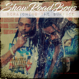 Scratching The Surface Shaw Road Boys front cover