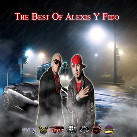 Best Of Alexis Y Fido DJ Papito front cover