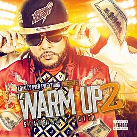 The Warm Up 2 C. Gutta front cover