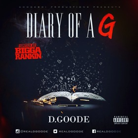 Diary Of A G D.Goode front cover