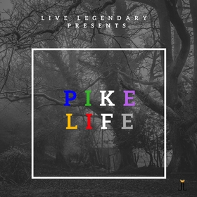 Pike Life Live Legendary front cover