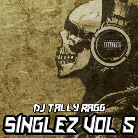 Singles Vol 5 DJ Tally Ragg front cover