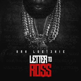 Letter To Ross Mak Loot3hie front cover
