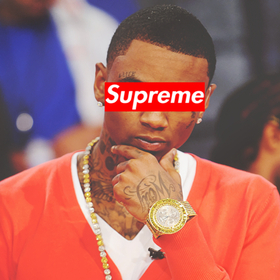 Supreme Soulja Boy front cover