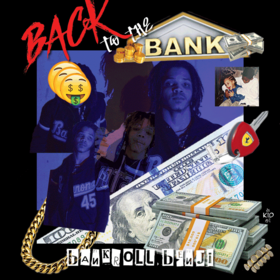 Back To The Bank Bankroll Benji front cover