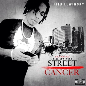 Street Cancer Flex Lewinsky front cover
