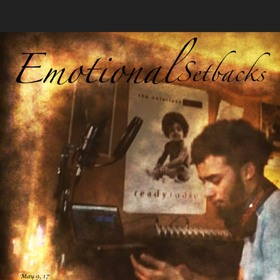 Emotional Setbacks Dj Illy Jay front cover