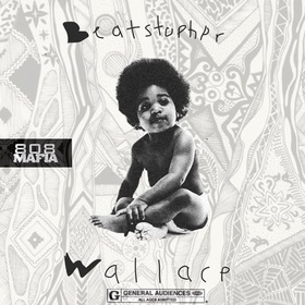 Beatstopher Wallace Fameus of 808 Mafia front cover