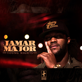 Young Nights Jamar Major front cover