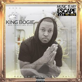 Music Is My Escape 1.5 [The Stash] King Bogie 864 front cover