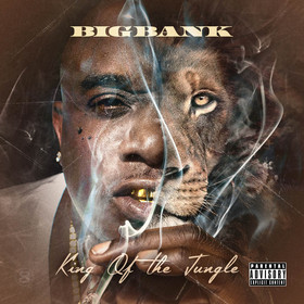 King Of The Jungle Big Bank front cover