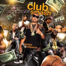 Club On Smash 3 DJ Junior front cover