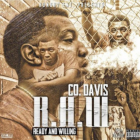 R.A.W (Ready & Willing) Co. Davis front cover