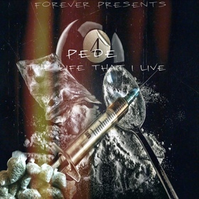The Life I Live pede front cover