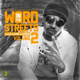 Word In The Streets 2 DJ S.R. front cover