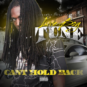 Can't Hold Back Live Boy Tune front cover