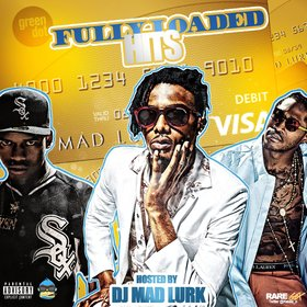 Fully Loaded Hits DJ Mad Lurk front cover