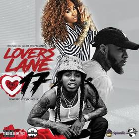Lovers Lane 17 DJ Boss Chic front cover