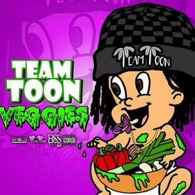 Trap Jumpin & Veggies Team Toon front cover