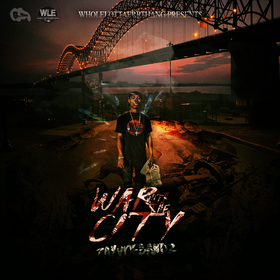 War With The City TayvoeBandzWLE front cover