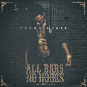 All Bars No Hooks Young Roger front cover