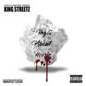 Forgot About Music King Streetz front cover