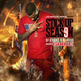 Stick Up Season 9 (Hosted by Game) DJ Hood front cover