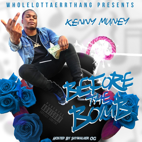 Before The Bomb (EP) Kenny Muney front cover