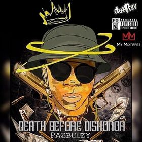 Death Before Dishonor PacBeezy front cover