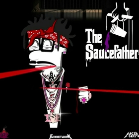 The SauceFather Sauce Walka front cover