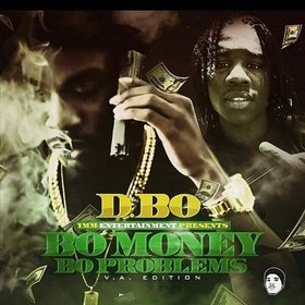 Bo Money,Bo Problems (V.A Edition) D.Bo front cover