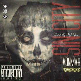 Sin City VonMar front cover