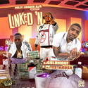 Linked'n DJ GOLDMOUF front cover